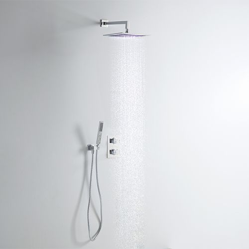 SQUARE SHOWER SET 30X30