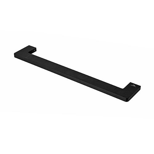 Urban C 50 Cm Towel Rail Black