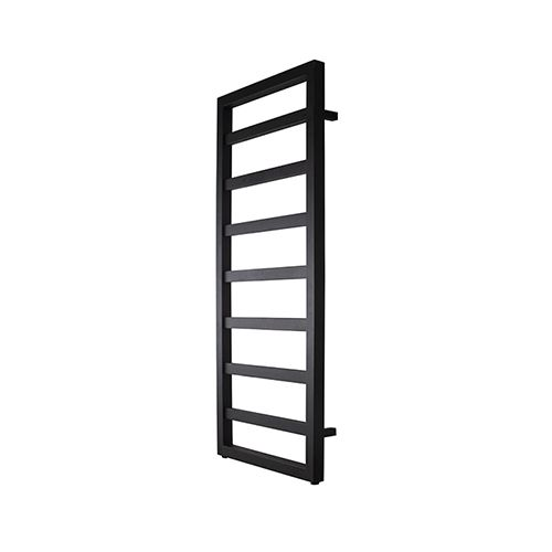 Square Black Radiator 530X1300 mm