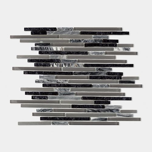 ETERNITY MINI STRIP GREY 29.8X30.5