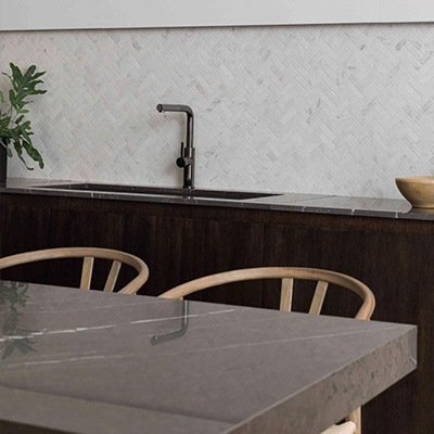 Porcelanosa Kichen Wall Tile collection - blog article 5 useful ideas for tiling your kitchen walls